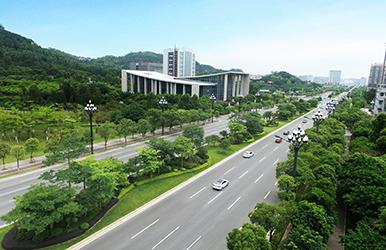 福建泉州·晋江世纪大道景观工程