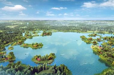 北京·温榆河湿地公园规划设计