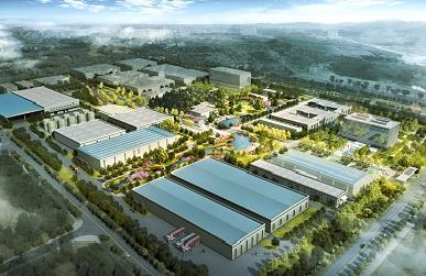 湖北大冶·劲酒最美工厂景观设计
