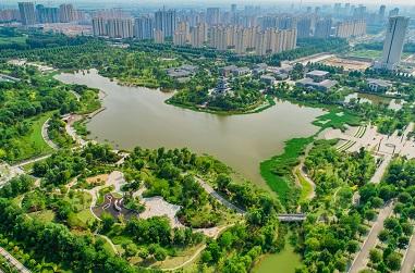 山东泰安·宁阳复圣公园