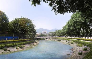 广东东莞·清溪水流域水环境综合治理