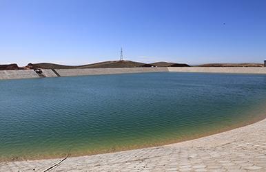 宁夏·中宁县喊叫水扬水工程