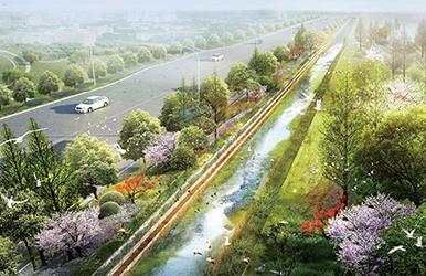 江苏宿迁·泗阳县城乡水环境巩固提升工程